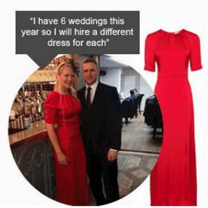 girl meets dress clients