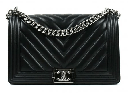 Photo Sac porté épaule Boy GM, Chanel