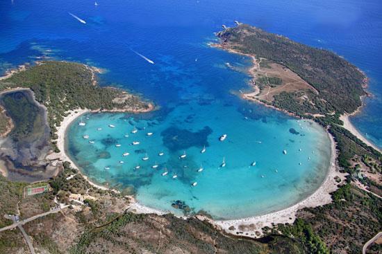 Les Plages Location Villa En Corse DArasu