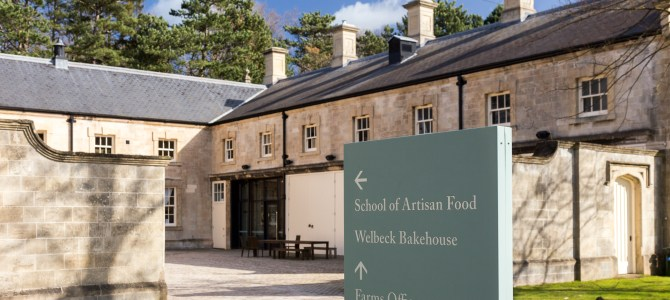 Discovering lost skills at The School of Artisan Food