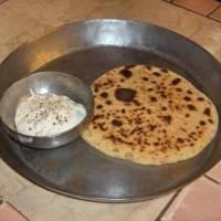 Aloo Paratha recipe - Dhaba Style