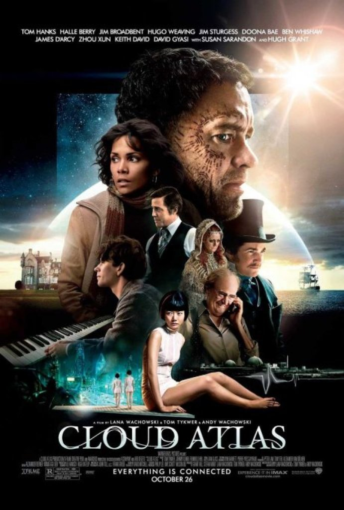 cloud atlas locandina film