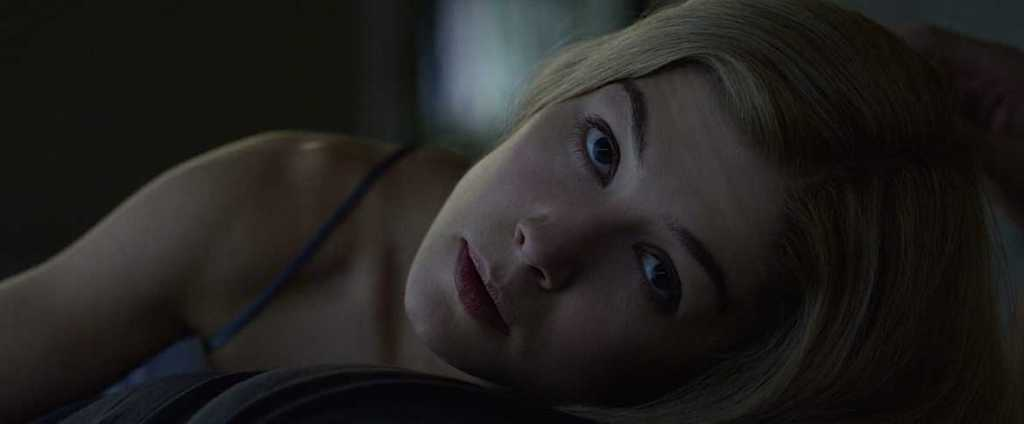 Rosamund Pike l'amore bugiardo Gone Girl