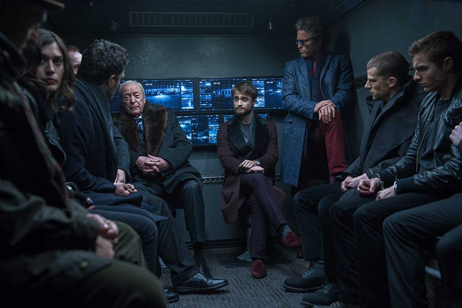 Scena del film Now You see Me 2