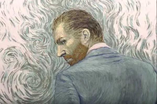 Vincent van Gogh in Loving Vincent