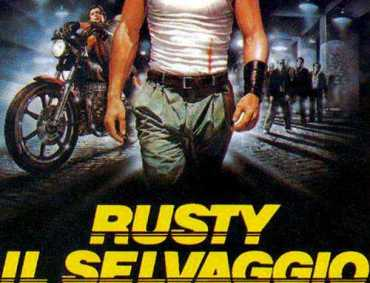 Rusty - Il Selvaggio - l'occhio del cineasta