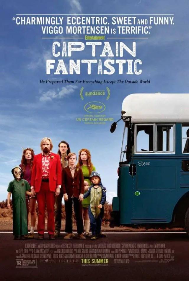 Captain Fantastic - Un altro modello sociale4