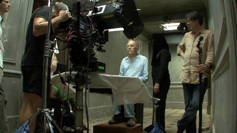 Amour: il dolore della perdita l'occhio del cineasta