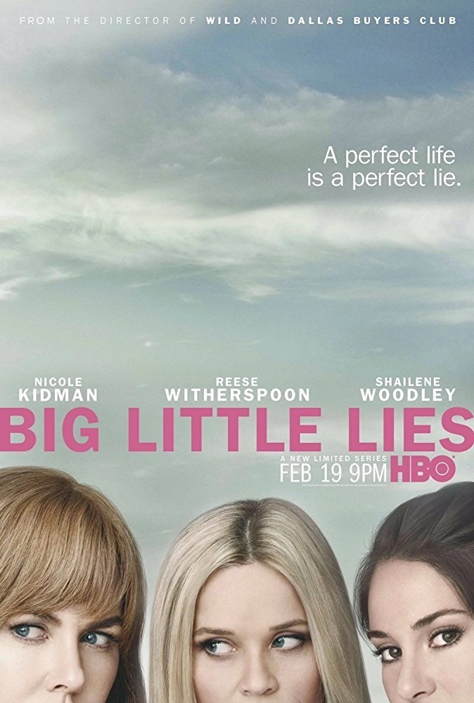 Big Little Lies : Quando l'attualità determina le storie
