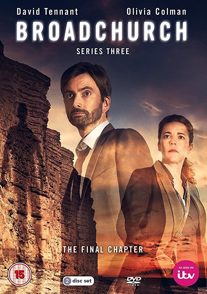 Broadchurch: un giallo tipicamente inglese