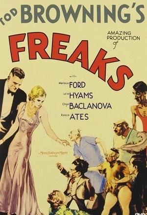freaks film locandina storica