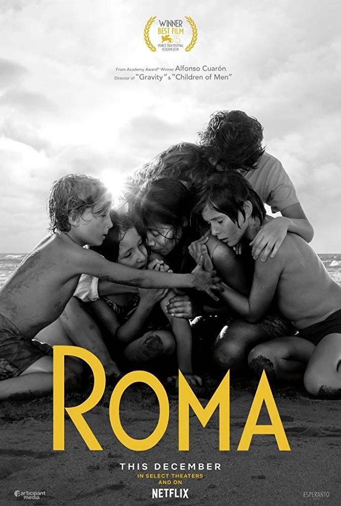 Roma - Parlando con Alfonso Cuarón