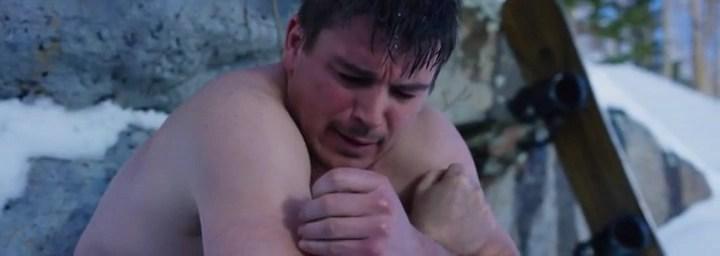 Josh Hartnett l'ultima discesa nudo