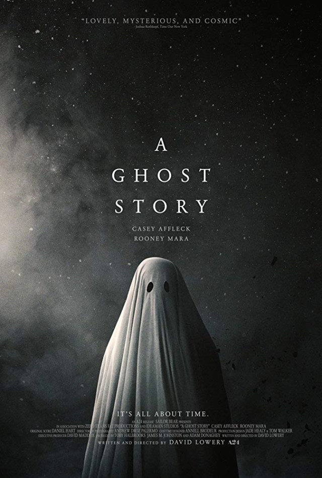 storia di un fantasma locandina
