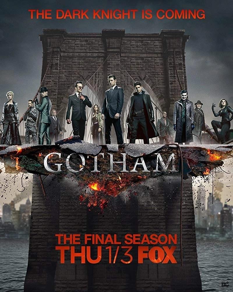 gotham poster locandina
