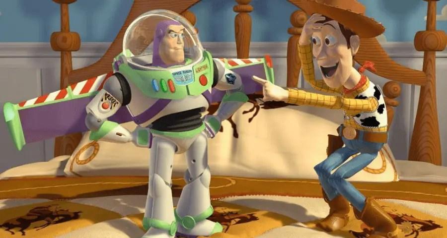 top film animazione toy story