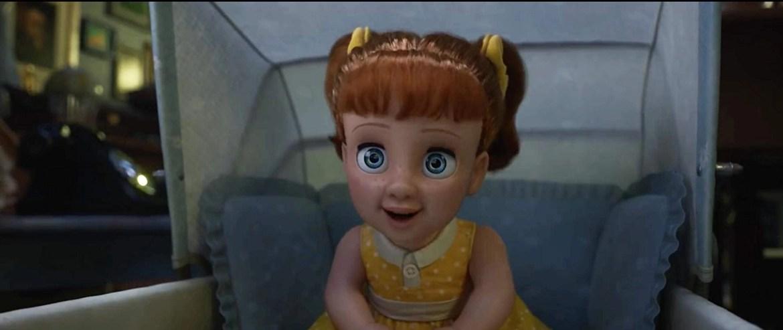 Toy story 4 film pixar Gabby Gabby