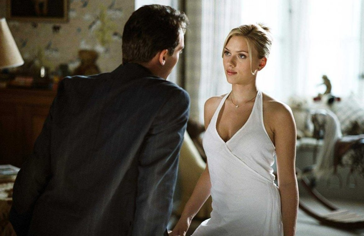 Scarlett Johansson in Match Point (2005)