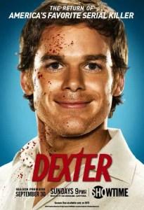poster dexter 2 locandina 2007