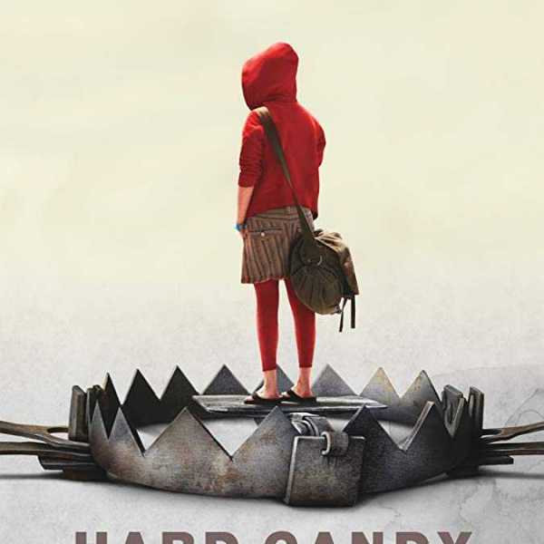 capuccetto rosso sangue Hard candy poster