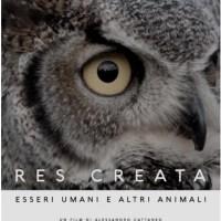 Res Creata: Uomini e altri Animali
