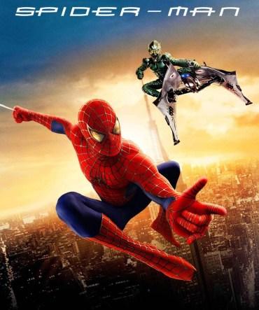 spider-Man poster locandina