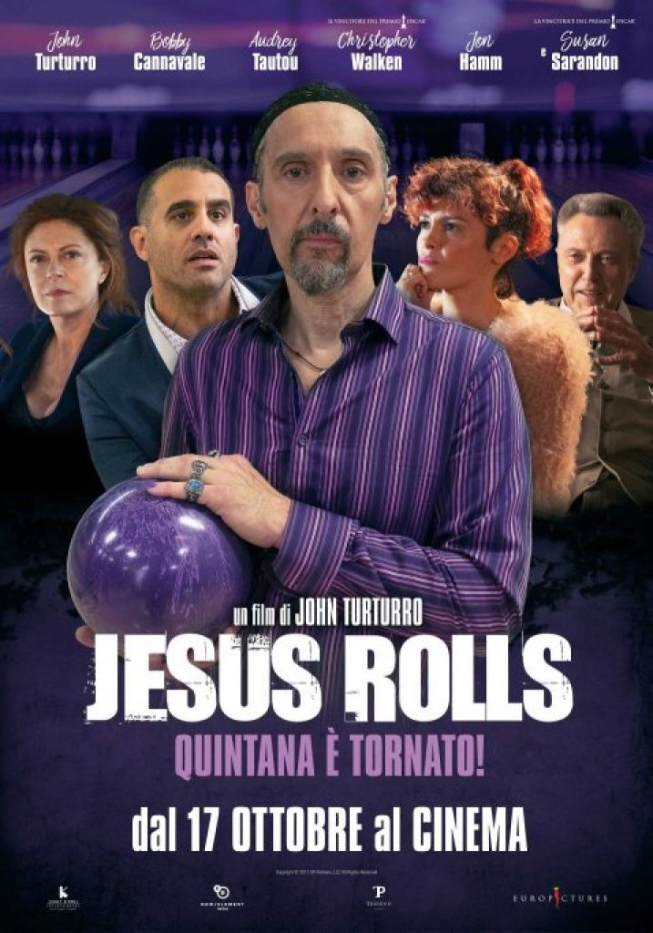 jesus rolls quintana è tornato poster