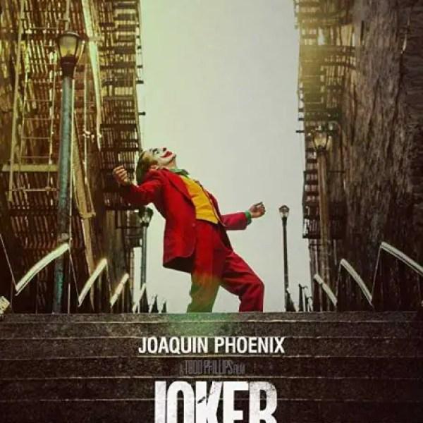 joker recensione locandina
