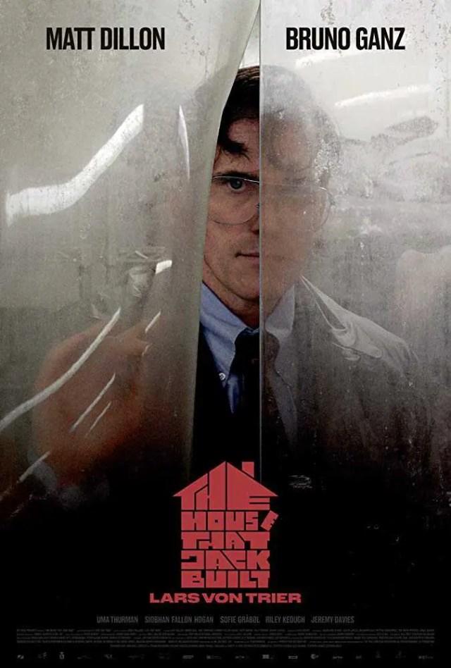 la casa di jack poster