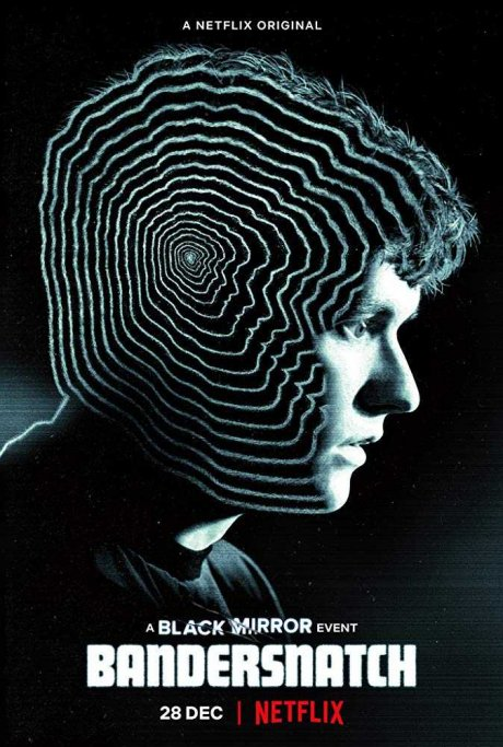 Black Mirror Bandersnatch (2018) locandina film
