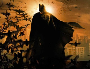 batman begin poster nolan