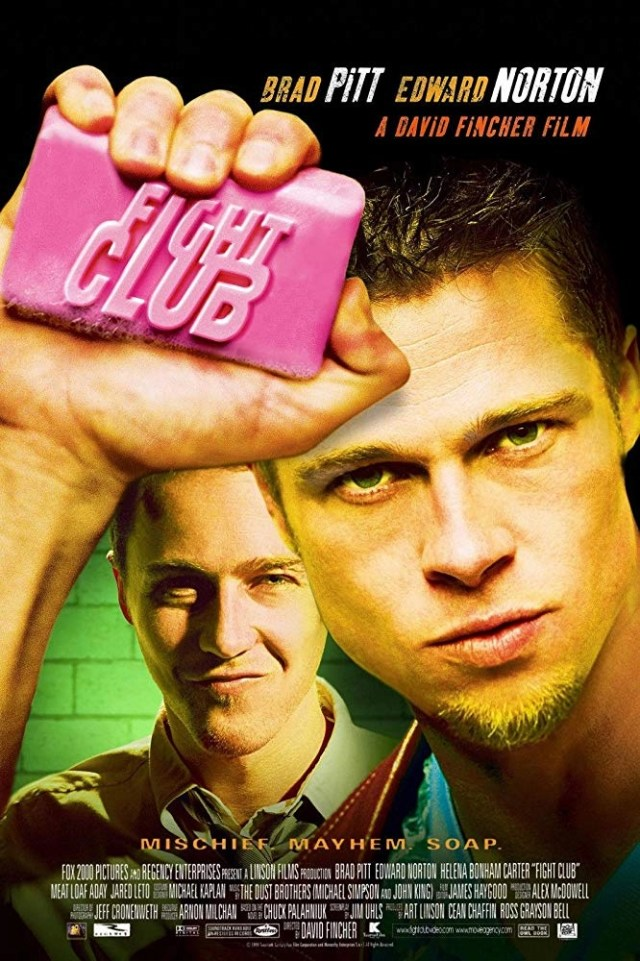 Fight Club (1999) locandina