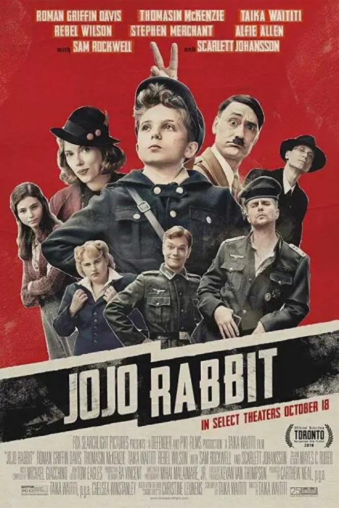 Jojo Rabbit locandina