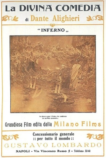 L'Inferno (1911) locandina