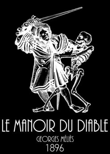 Le manoir du diable poster