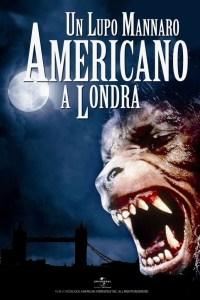 Un lupo mannaro americano a Londra locandina film