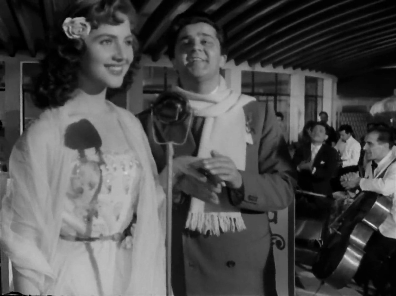 Leonora Ruffo in I vitelloni (1953)