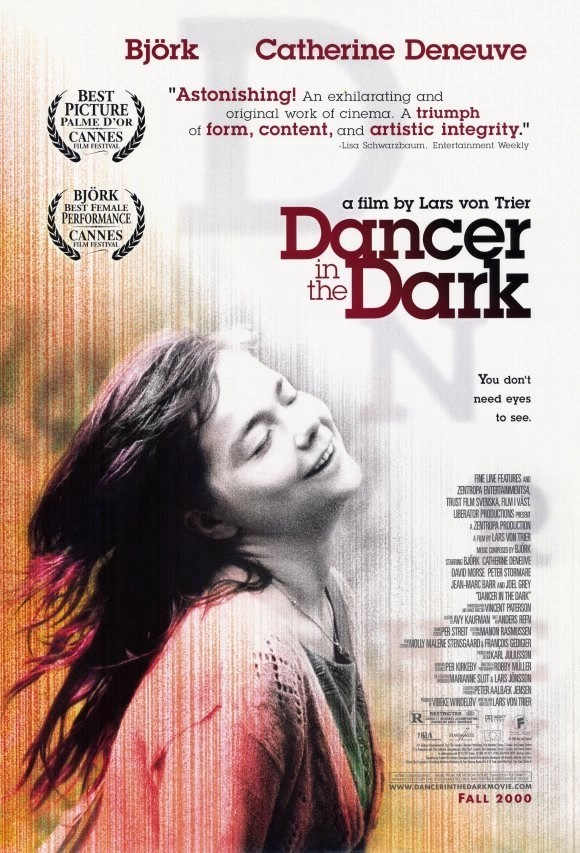 Dancer in the Dark (2000) locandina