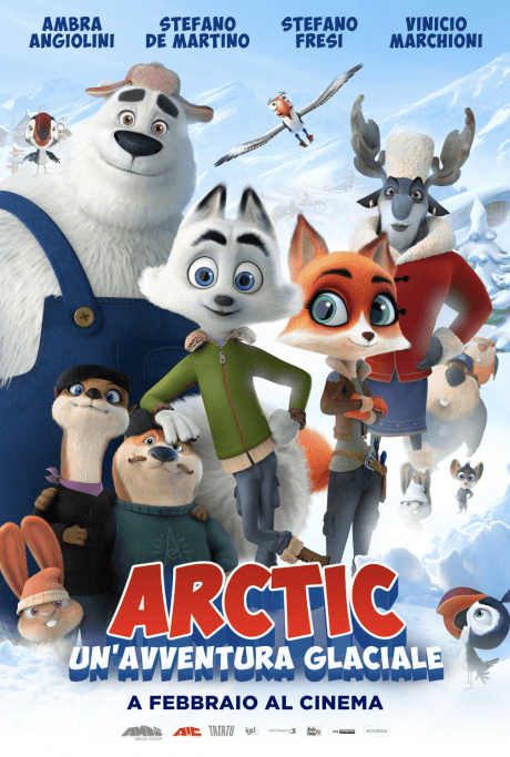 Poster - arctic un'avventura glaciale