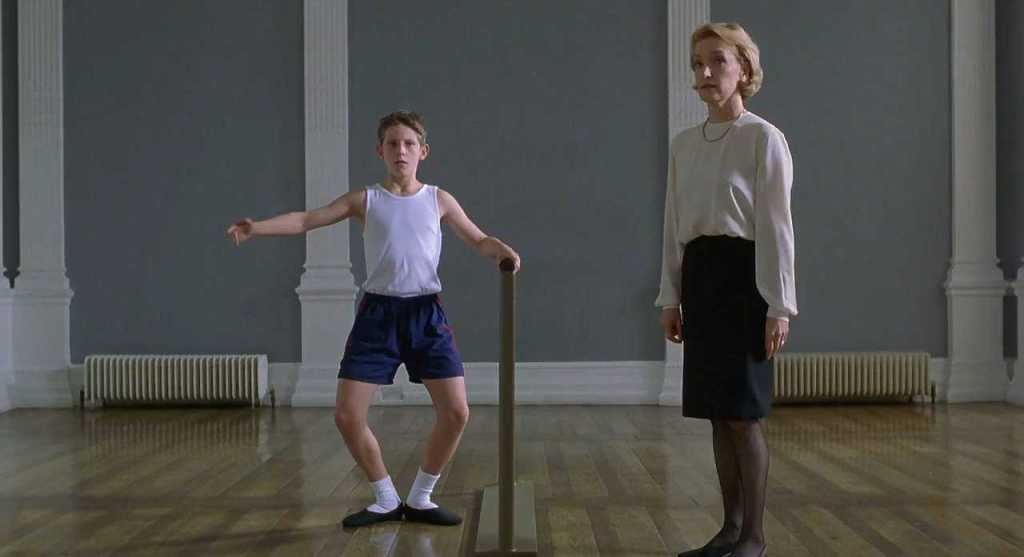 billy elliot lezione di danza