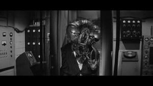Metamorfosi in La vendetta del dottor k.