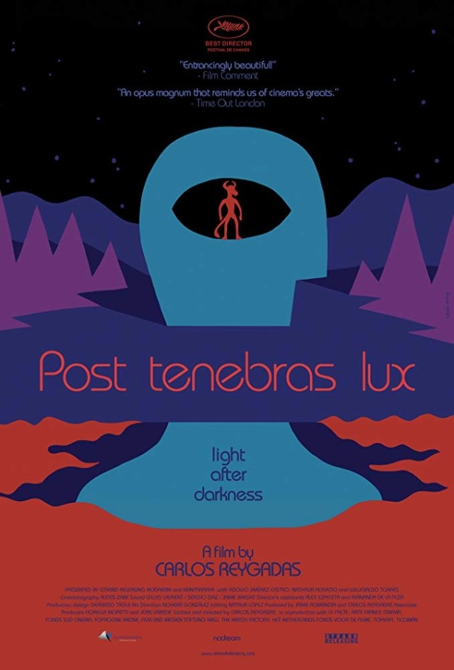 Post Tenebras Lux (2012) locandina e recensione