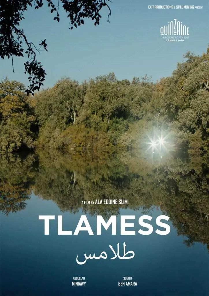 Tlamess locandina film