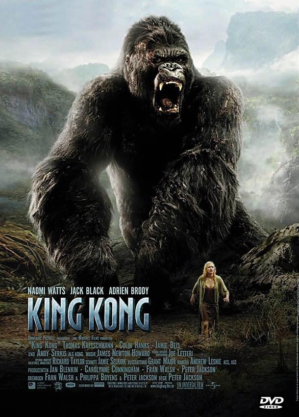 King Kong (2005): La cinefilia romantica del remake di Peter Jackson 2