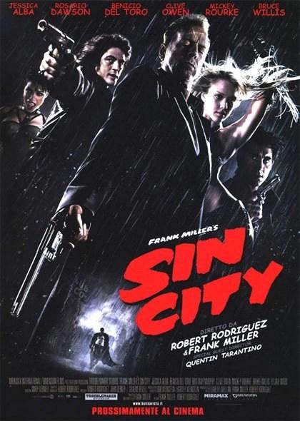 Sin City: Quando il peccato è protagonista 1