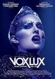 Vox Lux - locandina film