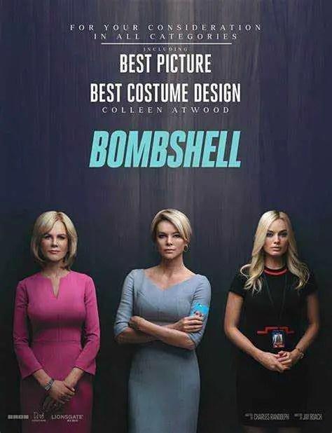 Bombshell - La voce dello scandalo: un biopic riuscito a metà 1