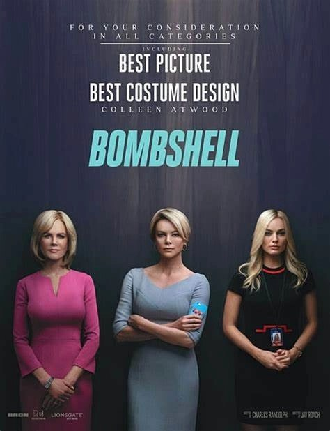 Bombshell - La voce dello scandalo: un biopic riuscito a metà 2