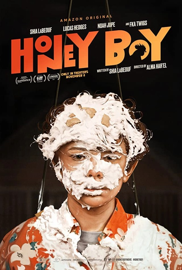 Honey Boy (2019) locandina