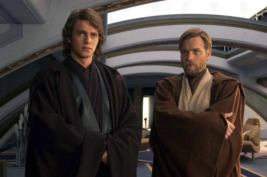Scena de La vendetta dei Sith